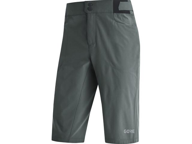 GORE WEAR Passion Pantaloncini Uomo, grigio